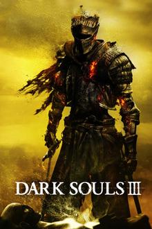 Box art for the game Dark Souls III