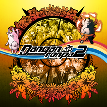 Box art for the game Danganronpa 2: Goodbye Despair