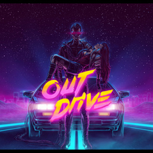 Box art for the game OutDrive