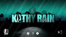 Box art for the game Kathy Rain