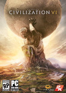 Capa do jogo Sid Meier's Civilization VI