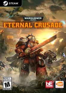 Box art for the game Warhammer 40.000: Eternal Crusade