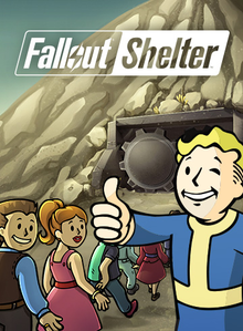 Box art for the game Fallout Shelter