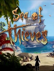 Box art for the game Sea of Thieves