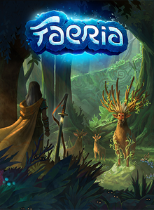 Box art for the game Faeria
