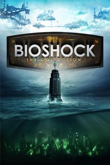 Box art for the game Bioshock: The Collection