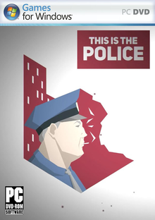 Box art for the game This is the Police