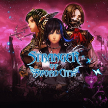Box art for the game Stranger of Sword City