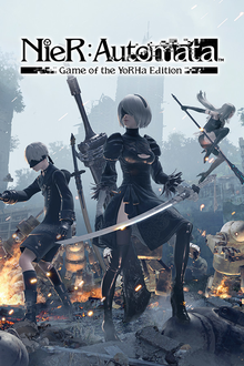 Box art for the game NieR: Automata