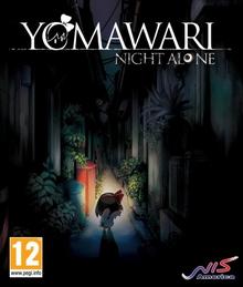 Box art for the game Yomawari: Night Alone