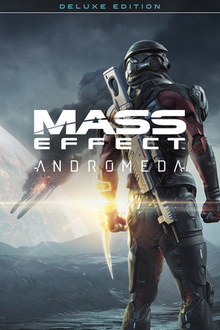 Box art for the game Mass Effect Andromeda