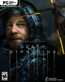 Box art for the game Death Stranding