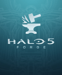 Box art for the game Halo 5: Forge