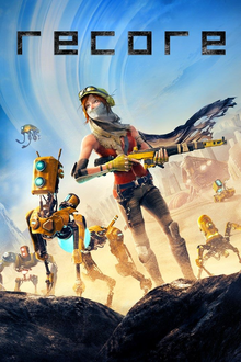Box art for the game ReCore