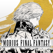 Box art for the game Mobius Final Fantasy