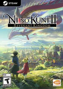 Capa do jogo Ni No Kuni II: Revenant Kingdom