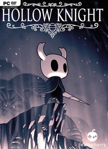 Capa do jogo Hollow Knight