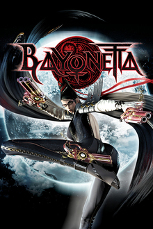 Box art for the game Bayonetta