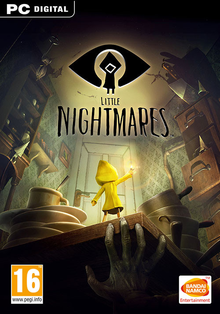 Box art for the game Little Nightmares