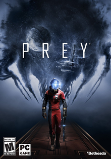 Box art for the game Prey (2017)