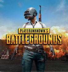 Box art for the game PLAYERUNKNOWN'S BATTLEGROUNDS
