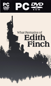 Capa do jogo What Remains of Edith Finch