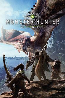Box art for the game Monster Hunter World