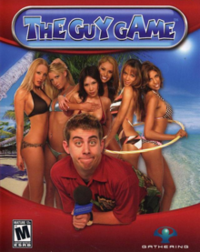 Box art for the game The Guy Game