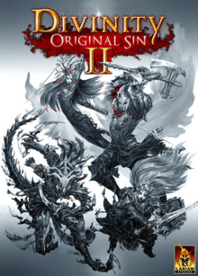 Box art for the game Divinity: Original Sin II
