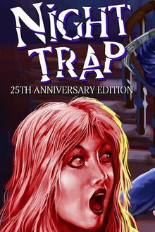 Box art for the game Night Trap: 25th Anniversary Edition