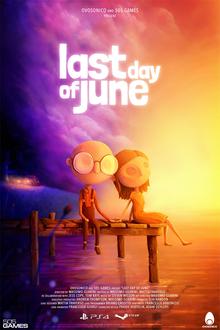 Capa do jogo Last Day of June
