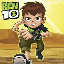 Box art for the game Ben 10