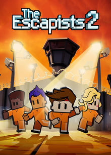 Box art for the game The escapists 2