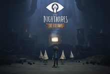 Box art for the game Little Nightmares: The Hideaway