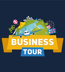 Box art for the game Business Tour