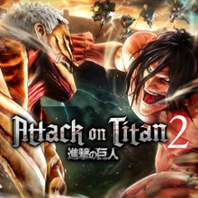 Box art for the game Attack on Titan 2