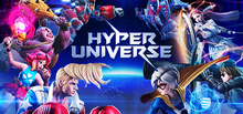 Box art for the game Hyper Universe