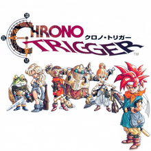 Box art for the game Chrono Trigger