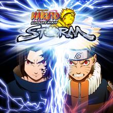 Box art for the game Naruto: Ultimate Ninja Storm