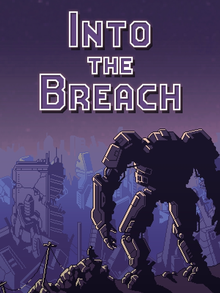 Box art for the game Into the Breach