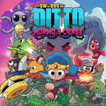 Capa do jogo The Swords of Ditto