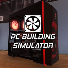 Box art for the game PC Building Simulator
