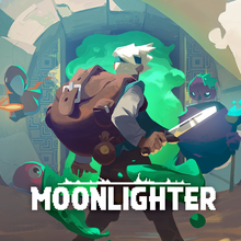 Box art for the game Moonlighter