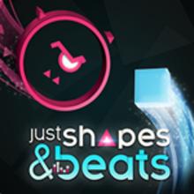 Capa do jogo Just Shapes & Beats