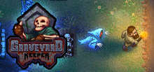Box art for the game Graveyard Keeper