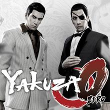 Box art for the game Yakuza 0