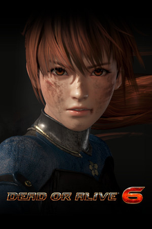 Box art for the game Dead or Alive 6
