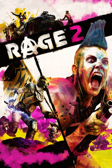 Box art for the game RAGE 2