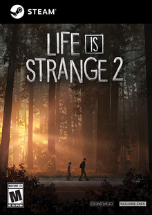 Box art for the game Life is Strange 2