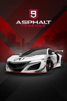 Capa do jogo Asphalt 9: Legends